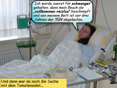 Svenja als Transgender im Krankenhaus